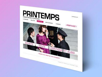 Printemps RH
